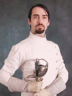 Instructor Andrew Telesca