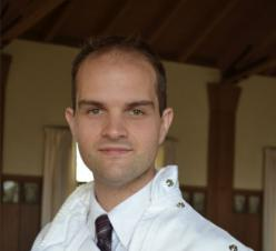 Instructor Benjamin Bowles